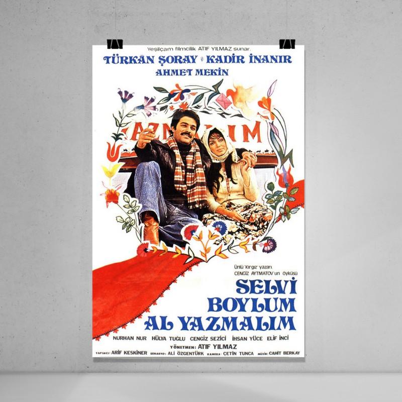 Al yazmalım film afişi